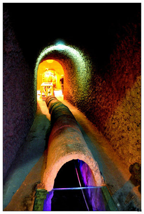 Photo Image Amp Picture Of Turpan Depression Karez Well