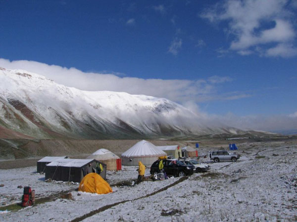 pamir mountains silk road - photo #14